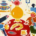 Russian Tea by Rae Chichilnitsky