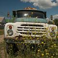 Russian Truck by Christian Hallweger