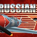 Russian War Bird by William Pounds