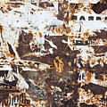 Rust And Torn Paper Posters by John Williams