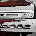 Rust Dodge 6 Selective Color by Jerry Fornarotto