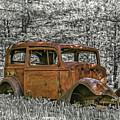Rust In Peace by Joe Hudspeth