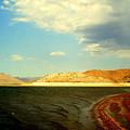 Rust Lake by Claudia Sanchez