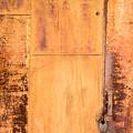 Rust On Metal Texture by John Williams