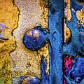 Rust Scape Two by Bob Orsillo
