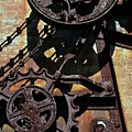 Rusted Gears 2.0 by Michelle Calkins