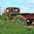 Rusted Not Retired by Colleen Taylor