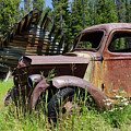 Rusted Truck by Kevin Gallagher