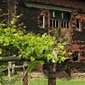 Rustic Barn by ShadowWalker RavenEyes Dibler