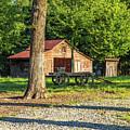 Rustic Country Scene by Doug Camara