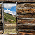 Rustic Framing by Denise Bush