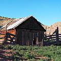 Rustic In Colorado by Jeff Swan