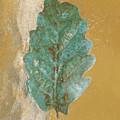 Rustic Leaf by Linda Sannuti