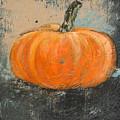 Rustic Pumpkin by Bonnie Lecat