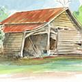 Rustic Southern Barn by Greg Joens
