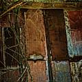Rusting Away by Marshall Barth