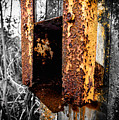 Rusting Away by Nick Bywater