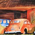 Rusting by Karen Stark