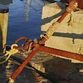 Rusty Anchor by AnnaJanessa PhotoArt