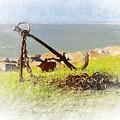Rusty Anchor by Bill Barber