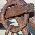 Rusty Anchor Chain by Cassandra Geernaert
