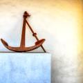 Rusty Anchor by Debbi Granruth