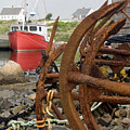Rusty Anchors by Steve Somerville