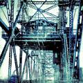 Rusty Bridge by Lisa Pfeiffer