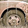 Rusty But Trusty by Julie Niemela