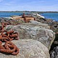Rusty Chain by Garvin Hunter