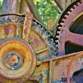 Rusty Gears by Deb Zulawski