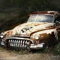 Rusty Ghost by Faye English