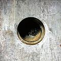 Rusty Hole by Tony Rubino