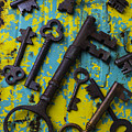 Rusty Keys by Garry Gay