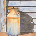 Rusty Milk by Ken Powers