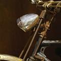 Rusty Old Farmer's Bike by Yali Shi