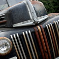 Rusty Old Ford Truck - Img4413 by Wingsdomain Art and Photography