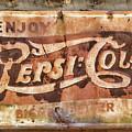 Rusty Pepsi Cola by Steven Parker