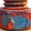 Rusty Screw And Bolt by Yali Shi