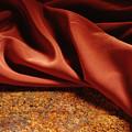 Rusty Silk by Stefania Levi