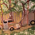 Rusty Truck by B C