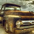 Rusty Truck by Mal Bray