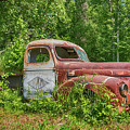 Rusty Truck by Paul Quinn