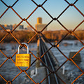 Rva Lock Bridge by Aaron Dishner