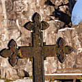 Rya Chapel Grave Marker by Sophie McAulay