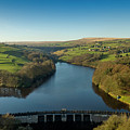 Ryburn Reservoir by Philip Fearnley