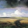 Rye 1 1881 Alexey Kondratievich Savrasov by Eloisa Mannion