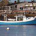 Rye Harbor - Rye New Hampshire Usa by Erin Paul Donovan