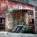 Rye Valley Stock Farm by Lori Deiter