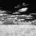 S C Upstate Barn Bw by Charles Hite